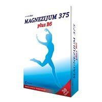 Magnezijum 375 Plus B6