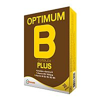 Optimum B Complex Plus